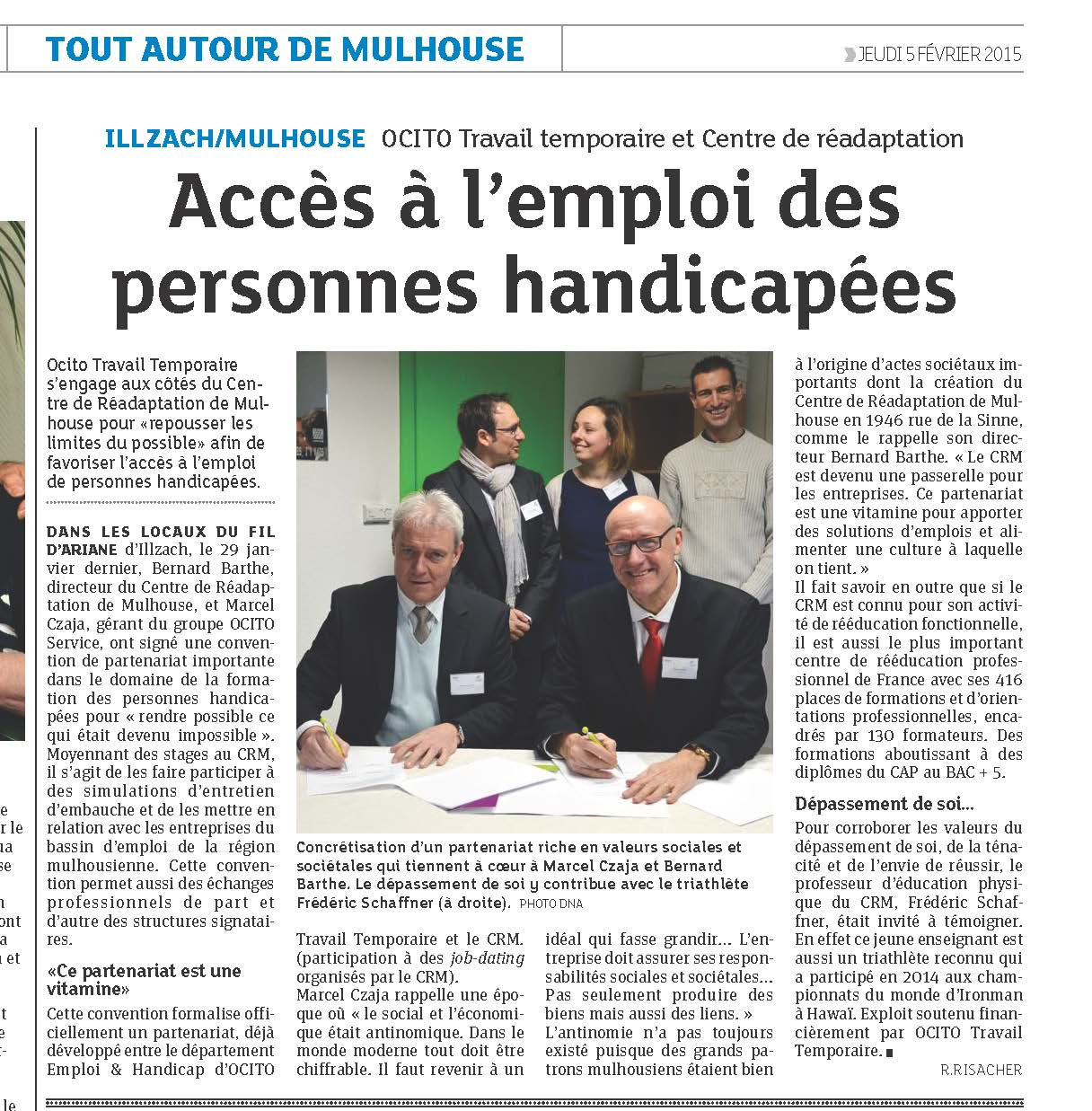 DNA de-mulhouse-et-thann